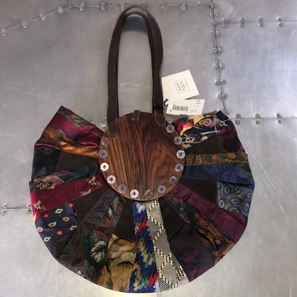 Jamin Puech Handmade Multicolor Purse